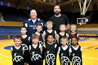 Mboro YMCA Basketball 2015