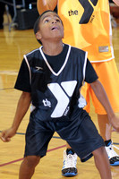 YMCA Fall Basketball 2012